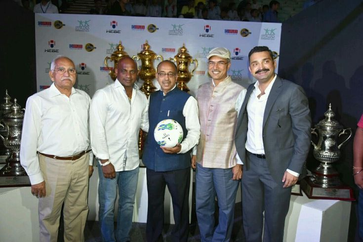 """Shri Vijay Goel, Minister of State (I/C) for Youth Affairs & Sports Inaugurates #UFLEXStairsSchoolFootball League 3 Shares his Vision for Sports Development in India Along with Hon'ble Prime Minister Shri Narendra Modi's Belief in """"Khelega India, Khilega India"""""""