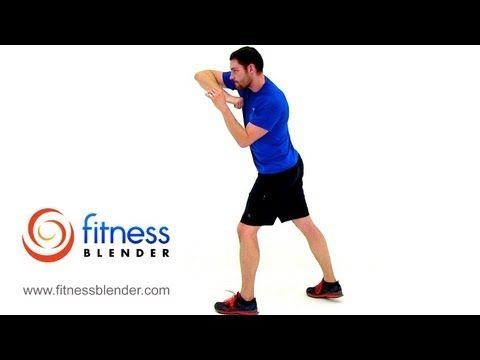 Cardio Kickboxing Workout with Ab Exercises - 37 Minute Fat Melting Routine, Fitness Blender