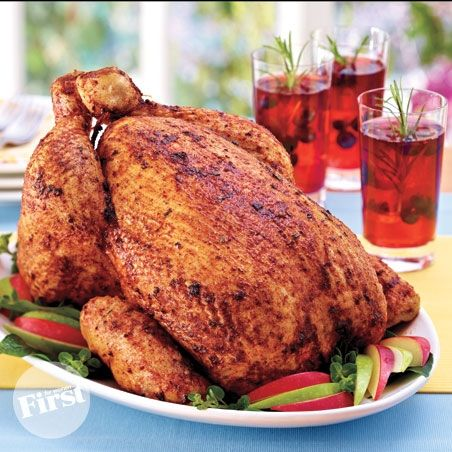 Applewood-Smoked Beer-Can Chicken (click the image to view the recipe)