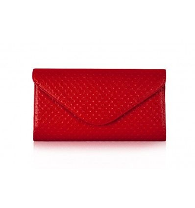 Women Quilted Eco-Leather Clutch Handbag