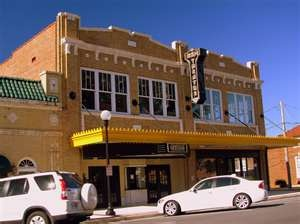 First saw The Godfather in this theater in Calhoun, Georgia