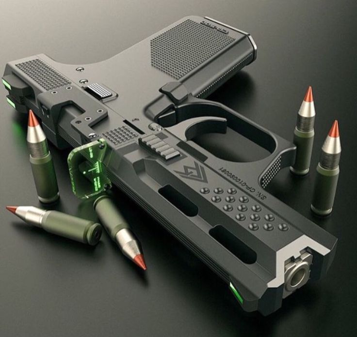 Future Handgun
