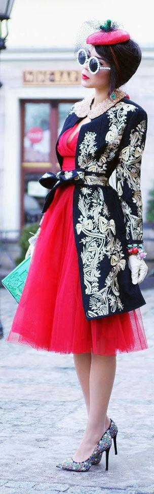 elopement ensemble....coat - Choies, dress - Dagnez; shoes - Zara; bag - MeDusa; headpiece - Asos; sunglasses - ZeroUV