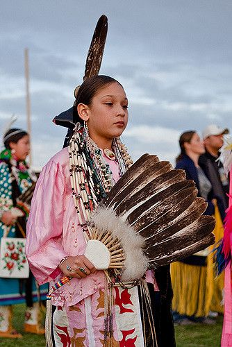 Crow Native American Parade   Photo by Adam Sings In The Timber