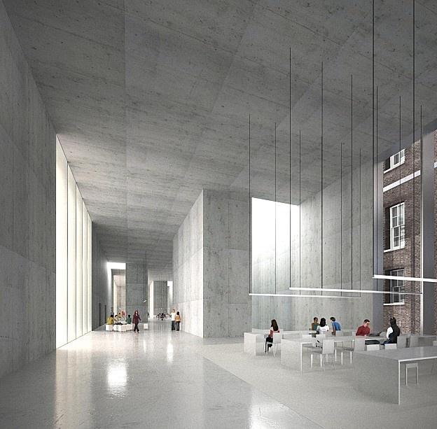 The Strand Quadrangle: King's College London Architectural Competition