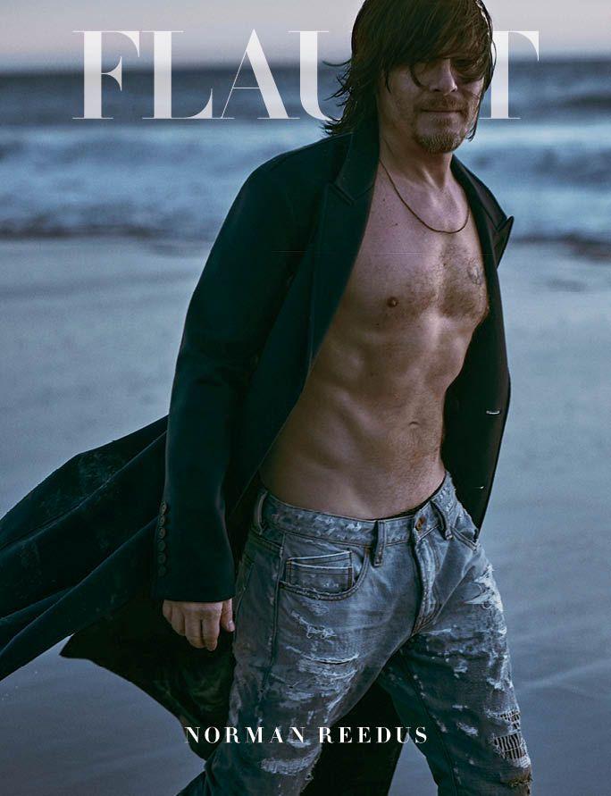 PICS: 'Walking Dead''s Norman Reedus is SHIRTLESS #normanreedus #walkingdead #shirtless