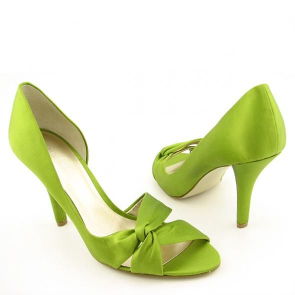 1000  ideas about Lime Green Shoes on Pinterest | Green heels ...