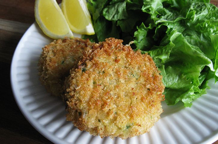 Turkey Croquettes...the perfect recipe to use up some of your leftover Thanksgiving turkey!