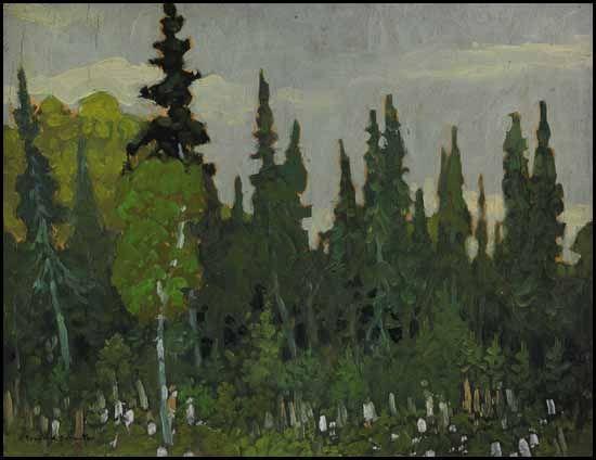Algoma Tapestry, Frank Hans (Franz) Johnston