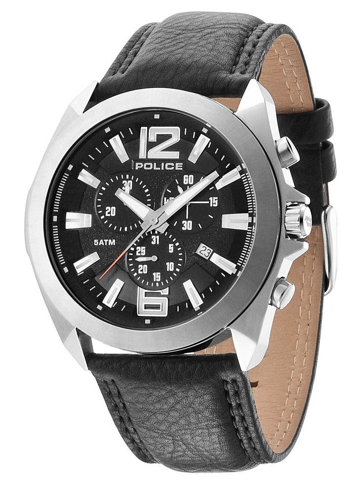 POLICE Ranger II Chronograph Mens Watch P14104JS-02