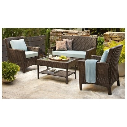 Target : Winn Wicker Patio Furniture Collection : Image Zoom
