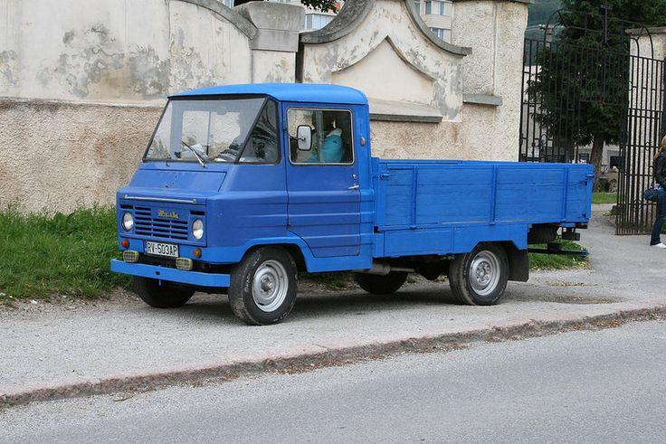 ZUK truck in Roznava - Slovakia | Flickr - Photo Sharing!