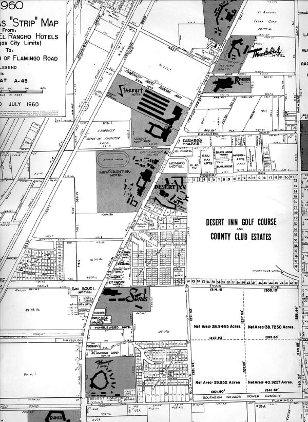 Best Vegas Then And Now Images On Pinterest Las Vegas Strip - Us army strip map