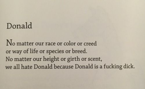 "damnmechanics:  ""found this classic Bo Burnham poem that feels really relevant rn  """