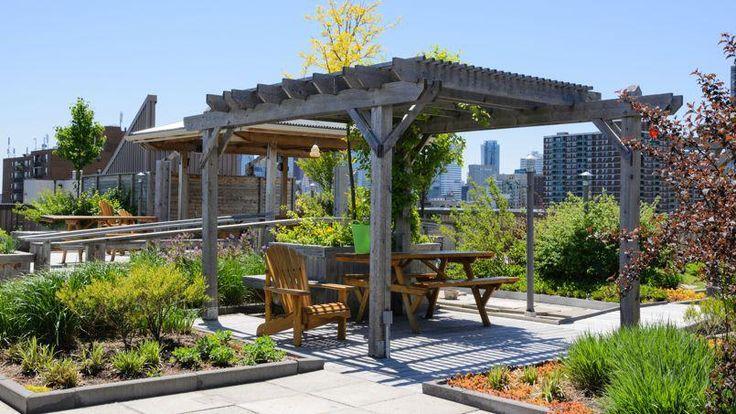 Les 104 meilleures images propos de terrasse sur pinterest terrasse belle et construction - Terrasse jardin suspendu montreuil ...