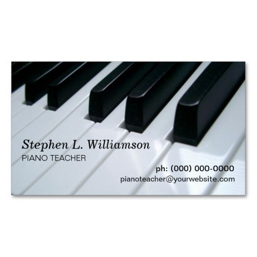 287 best Musician Business Cards images on Pinterest