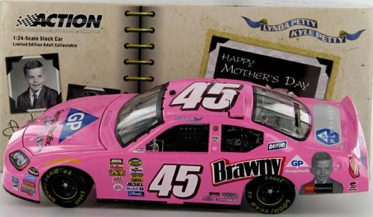 Kyle Petty #45 Georgia Pacific/Mother's Day 2005 Charger Bank