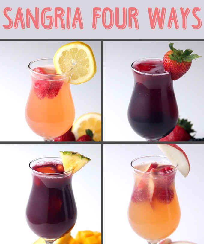 ... lemonade sangria summer sangria summer drinks fancy drinks 4th