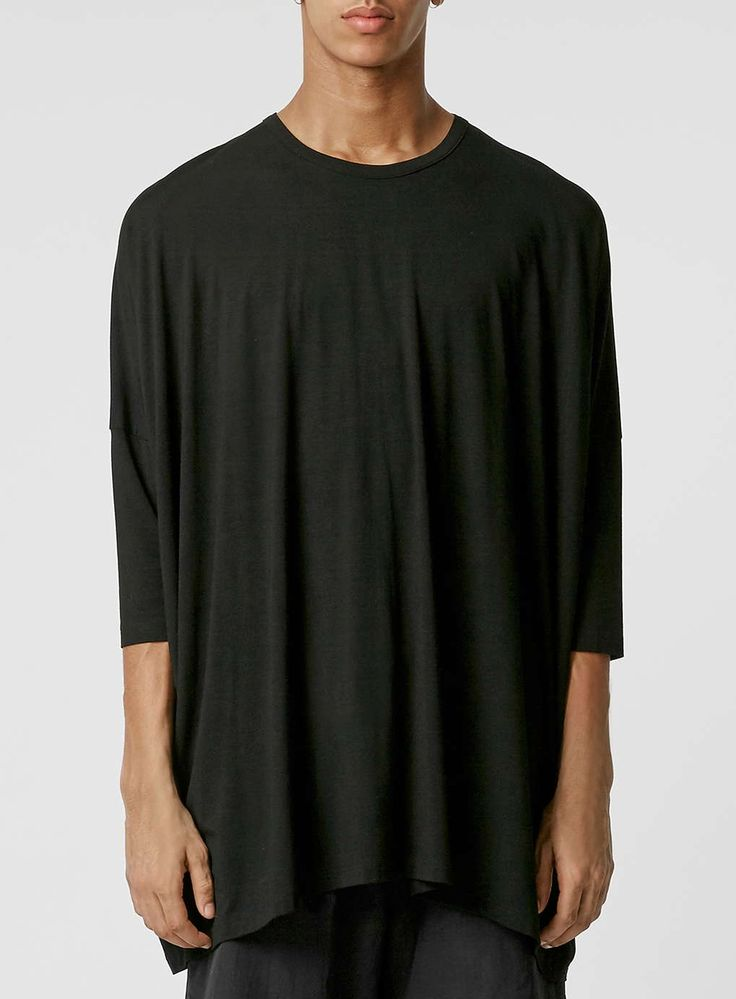 AAA Black Batwing T-shirt