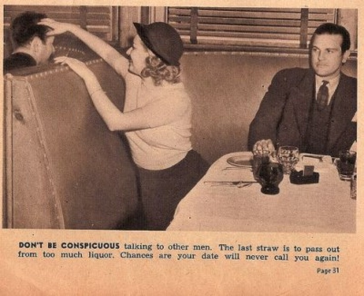 dating advice met for drinks now what
