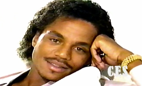 Marlon Jackson circa 1983 | I Love The Jackson Family ...