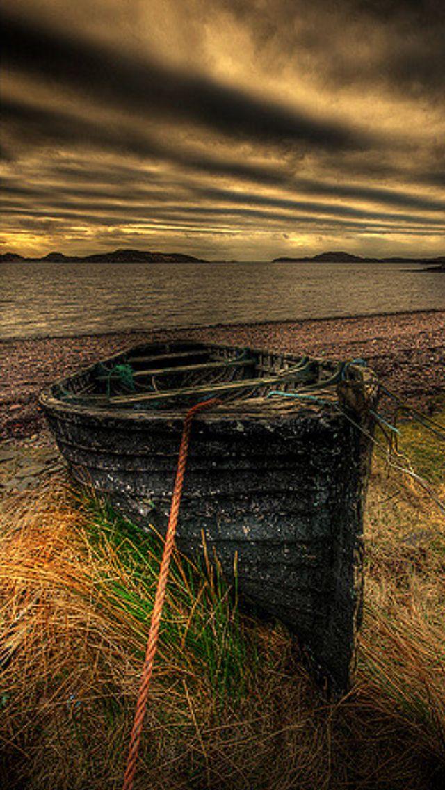 Badenscallie Boats Source Flickr.com