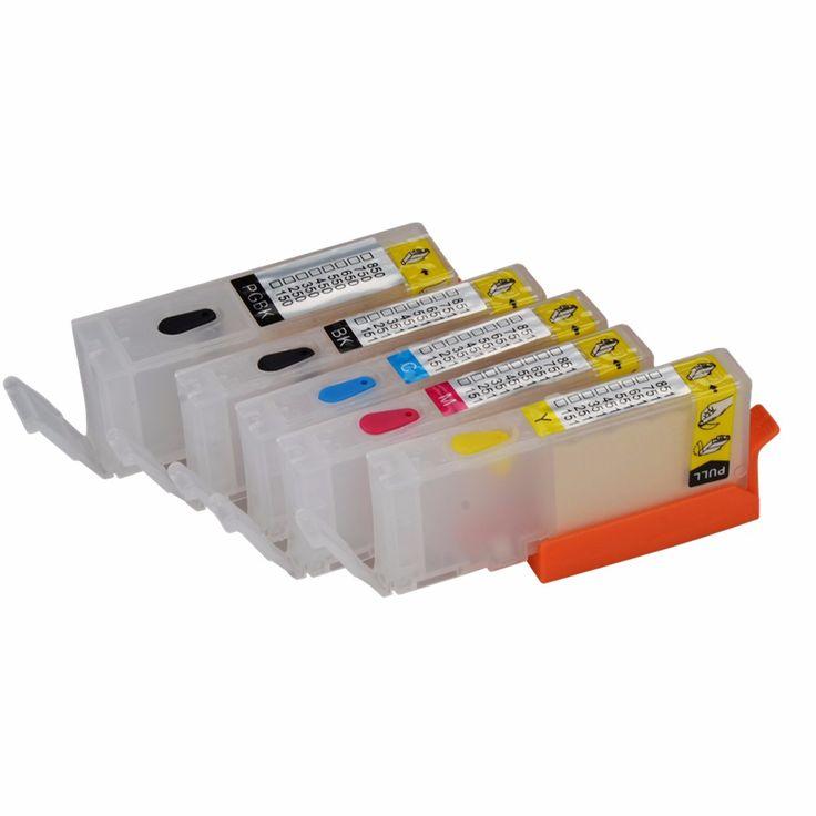 Pgi-450 pgi450 refill cartridge voor canon pixma ip7240 mg5440 mg5540 mg6440 mg6640 mg5640 mx924 mx724 ix6840 printer