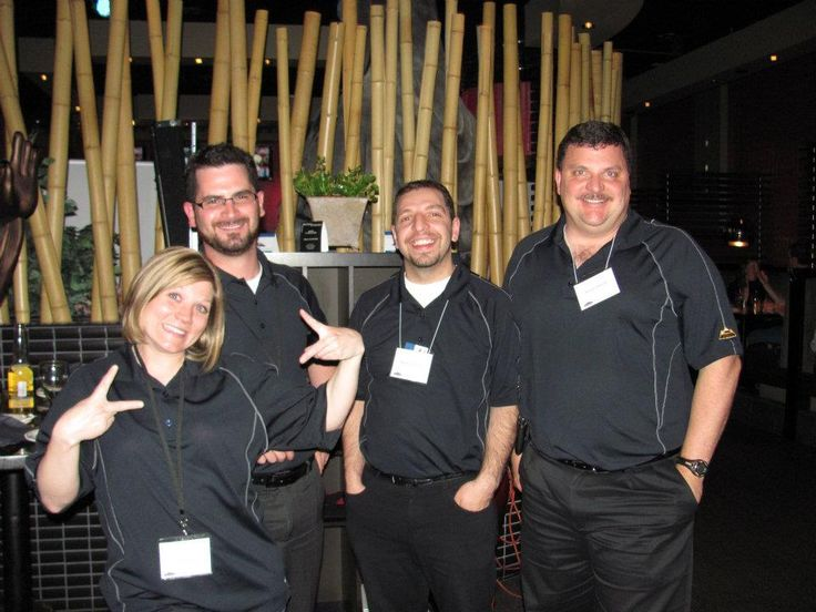 Throwback Thursday to our 2011 Edmonton Customer Appreciation party! It's always a great time when you get a good group of people together, continue building those relationships & have fun!