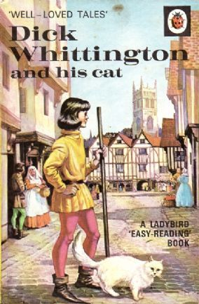 DICK WHITTINGTON and HIS CAT Vintage Ladybird Book Well Loved Tales