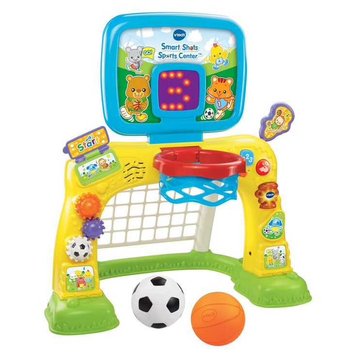 VTech Smart Shots Sports Center Toys for 1 year old, 1