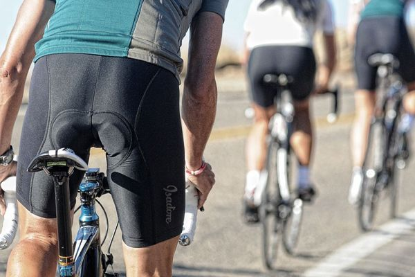 Isadore - Men Bib Shorts - Designed to keep you comfortable for hours on your longest days on bike #cyclingmemories