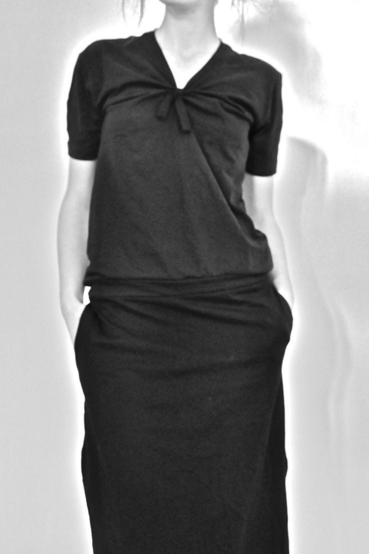 Mal ehrlich: Jersey ist ein tolles Nähmaterial – aber leider verdammt teuer! Auf lange Sicht verleitet das zu Bonnie & Clyde'schen krummen Touren…eine davon: Zwei Männer-T-shirts in ein kleines Schwarzes verwandeln. Einfach mal in Clydes Schrank nach ausrangierten T-Shirts stöbern … weiterlesen