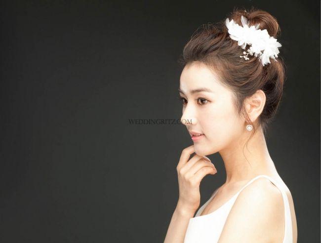 Korea Pre-Wedding Photoshoot - WeddingRitz.com » HESED wedding hair and make-up Samples