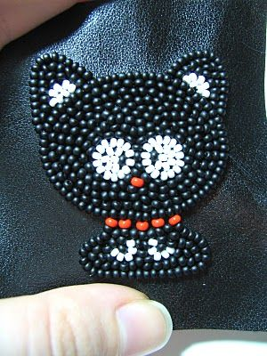 bead embroidery tutorial