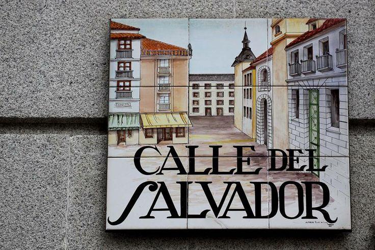 Calle del Salvador ( Madrid )