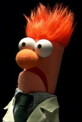 beaker this is halloween funny the muppet show funny wallpapers