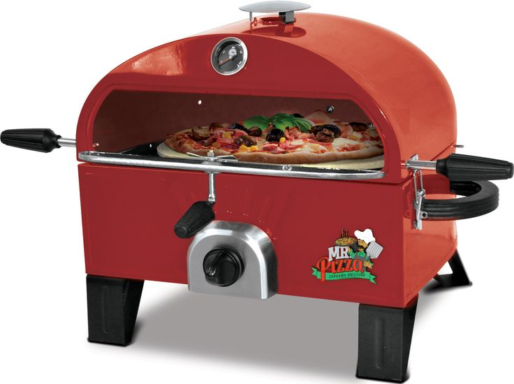 Mr. Pizza™ pizza oven and grill from Blue Rhino The best outdoor Pizza oven available at www.internet-salesusa.com