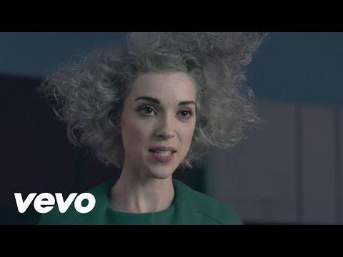 St. Vincent - Digital Witness - I f'n love this