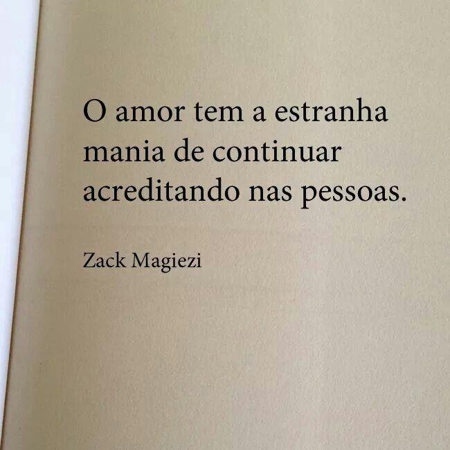 . Amor