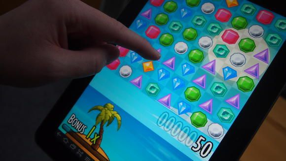 60 best free Android games 2013