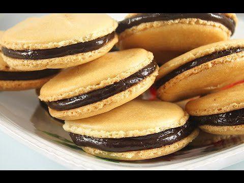 Французское Печенье  Макарон или Макаруны. Моя Ошибка.