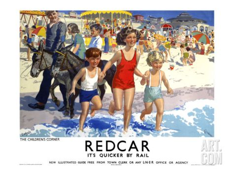 Redcar Giclee Print by E Oakdale at Art.com