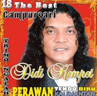 Didi Kempot Album The Best 18 Campur Sari