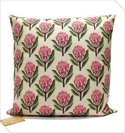 Protea Cushion | Meekel