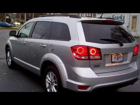 2014 Dodge Journey SXT Dekalb IL near Kingston IL