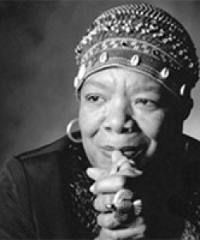 a biography of maya angelou an african american poet Distinctly referred to as a redwood tree, with deep roots in american culture, dr maya angelou (april 4, 1928-may 28, 2014) led a prolific life as a singer, dancer, activist, poet and.