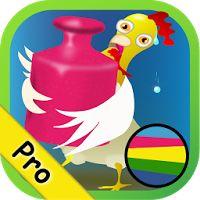 Fun Animal Weighing Kids App