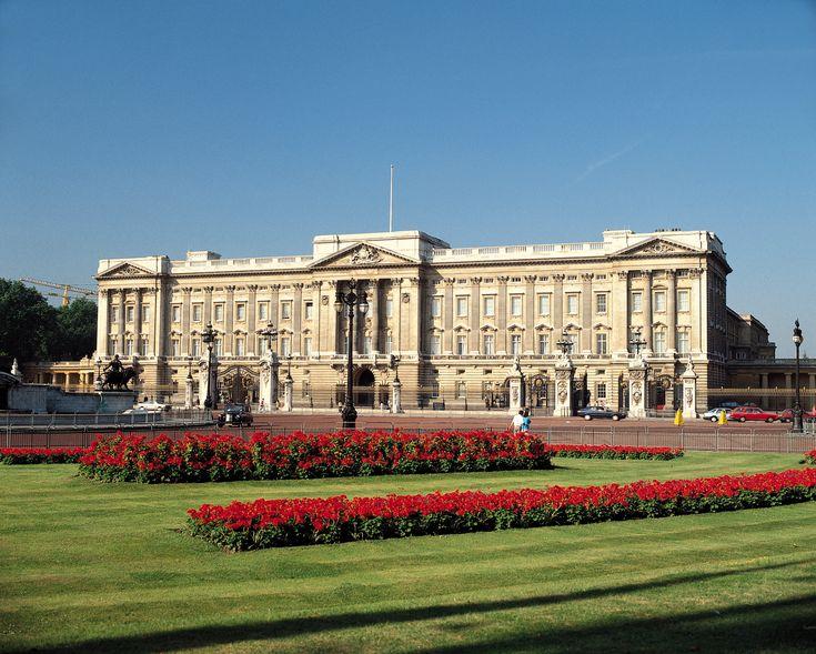 H.I.S. 【イギリス】ロンドン / バッキンガム宮殿 -写真で見る世界の観光名所-