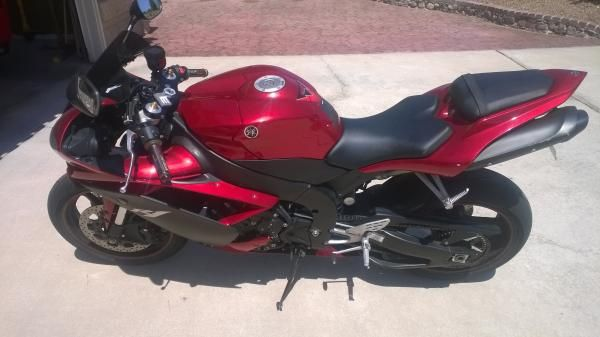 2007 Yamaha YZF-R1 for sale near Fort Bliss, Texas                  MilClick.com - Military Lemon Lot - Buy or sell used cars, motorcycles, jeeps, RV campers, ATV, trucks, boats or any other military vehicle online.  100% FREE TO LIST YOUR VEHICLE!!!