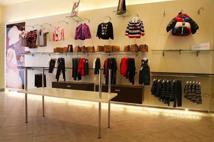 mağaza duvar askı sistemleri